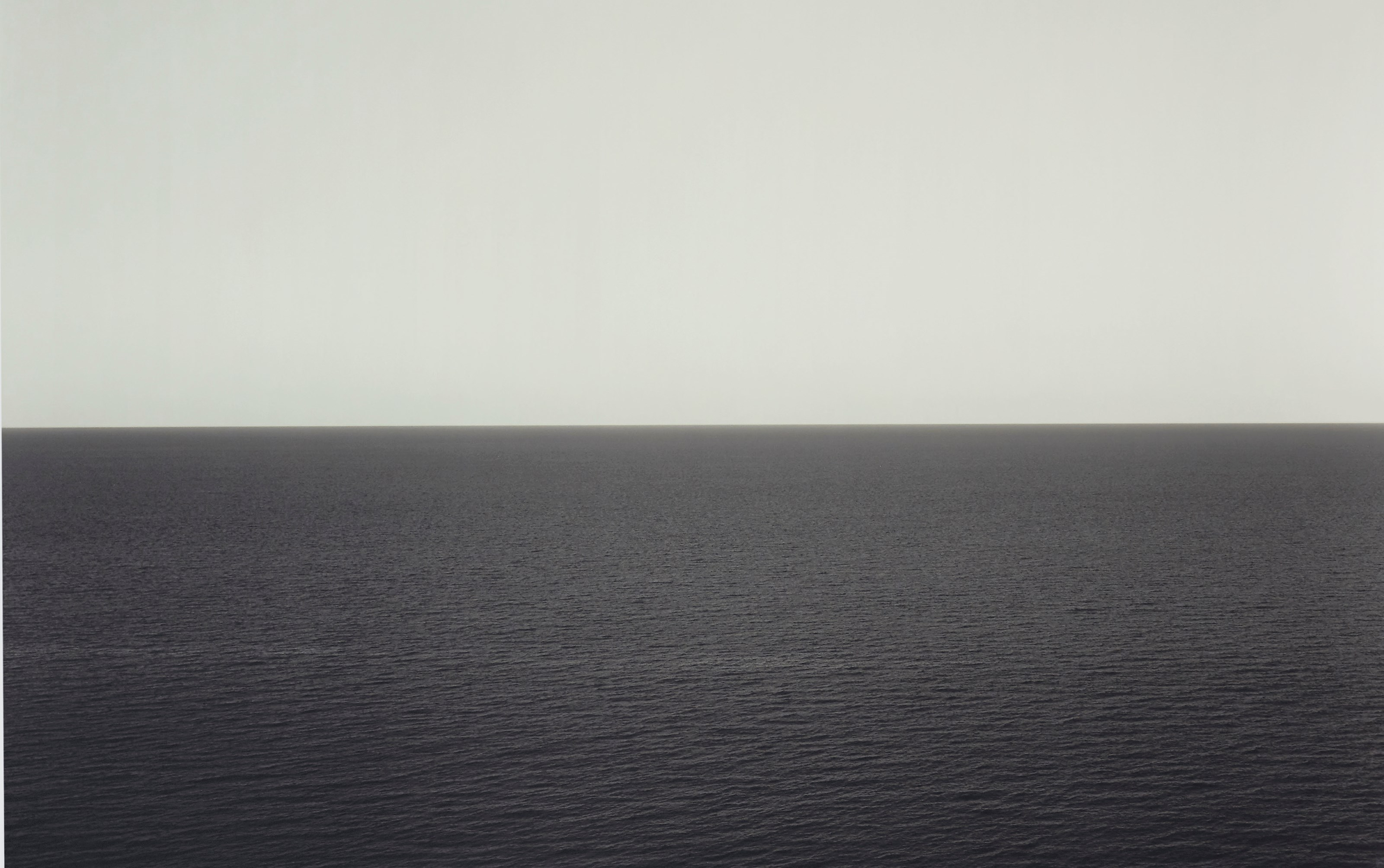Hiroshi Sugimoto Photographs:  auction at Christies