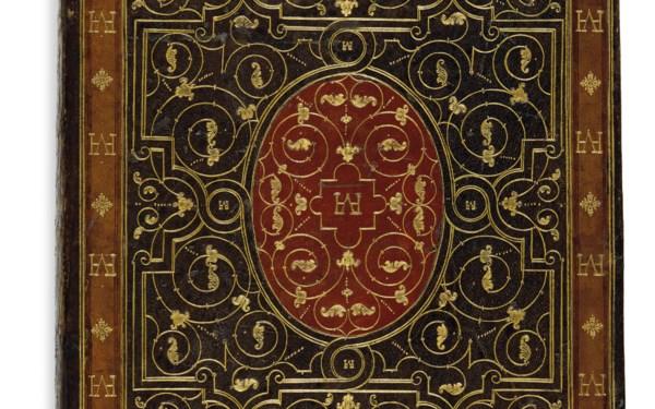 Bibliothèque de Martine de Béh auction at Christies