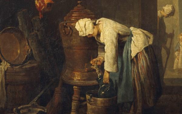 De Chardin à Prudhon, Tableaux auction at Christies