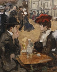 The former Kamerbeek Collectio auction at Christies
