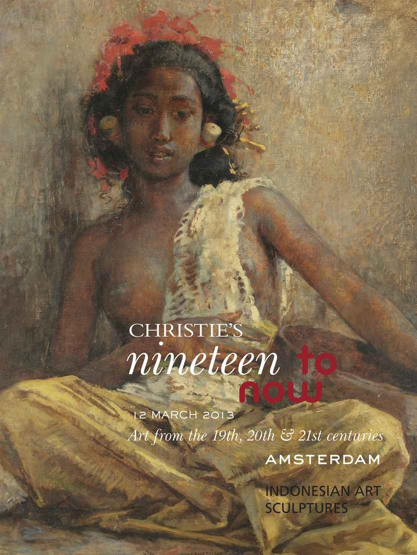 Nineteen to Now auction at Christies