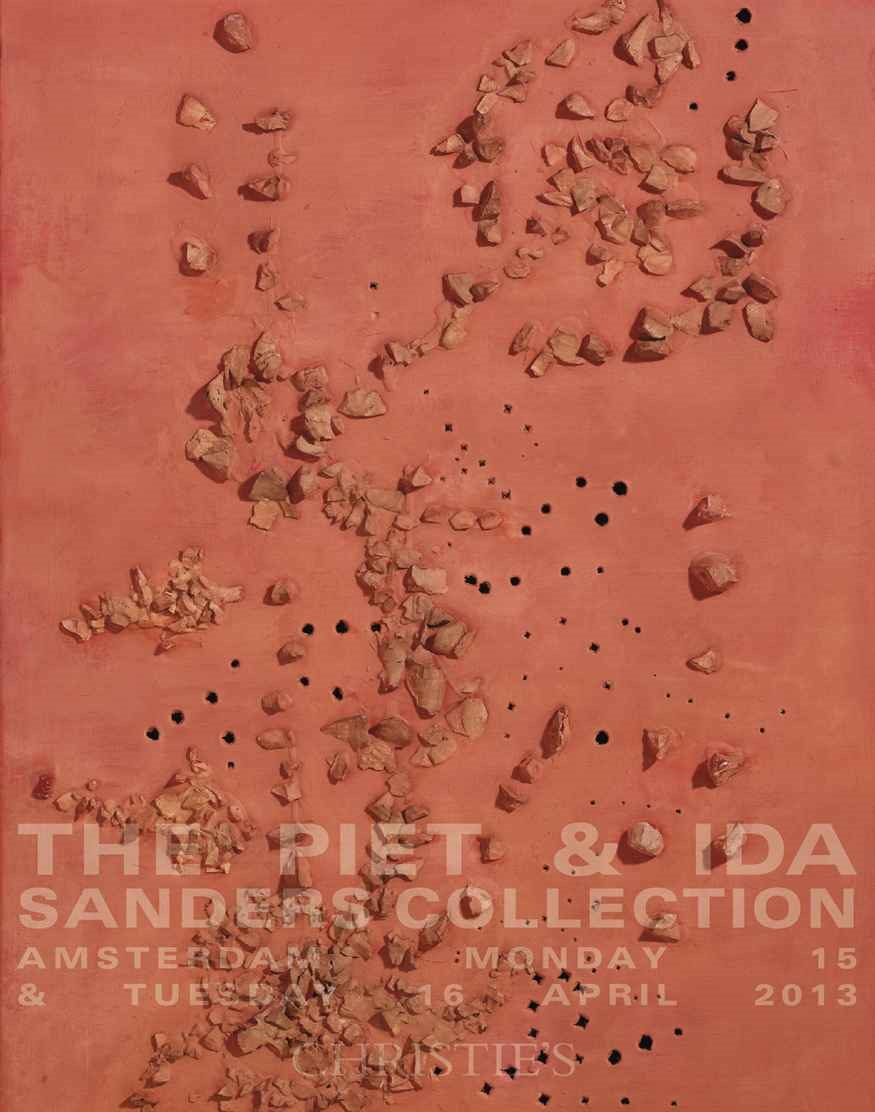 The Piet and Ida Sanders Colle auction at Christies