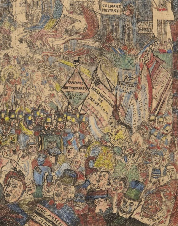 James Ensor Prints: The Mira J auction at Christies