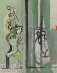 Modern British and Irish Art D auction at Christies