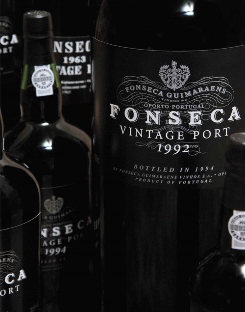 Fine and Rare Wines Featuring a Vintage Port Tribute to 200 Years of Fonseca
