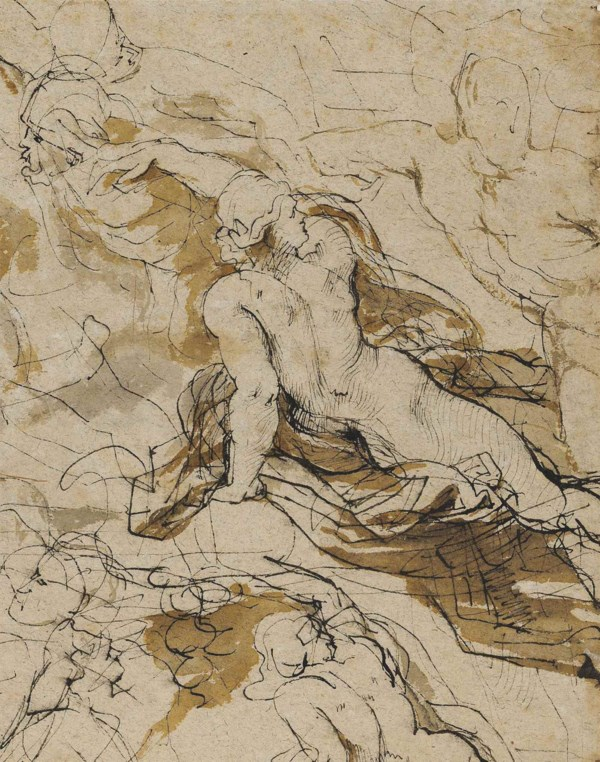 Old Master and British Drawing auction at Christies