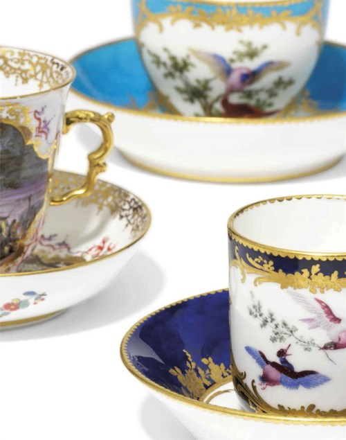 The John Shearer Collection of Important Meissen, Vincennes and Sevres