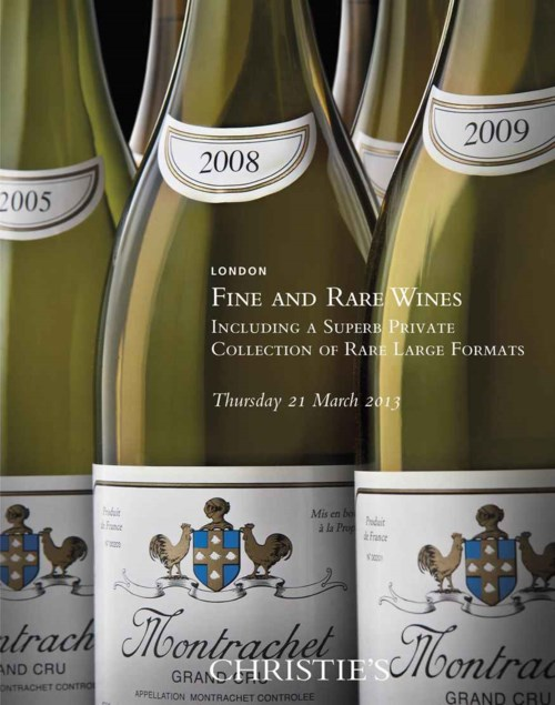 Fine & Rare Wines including a Superb Private Collection of Rare Large Formats