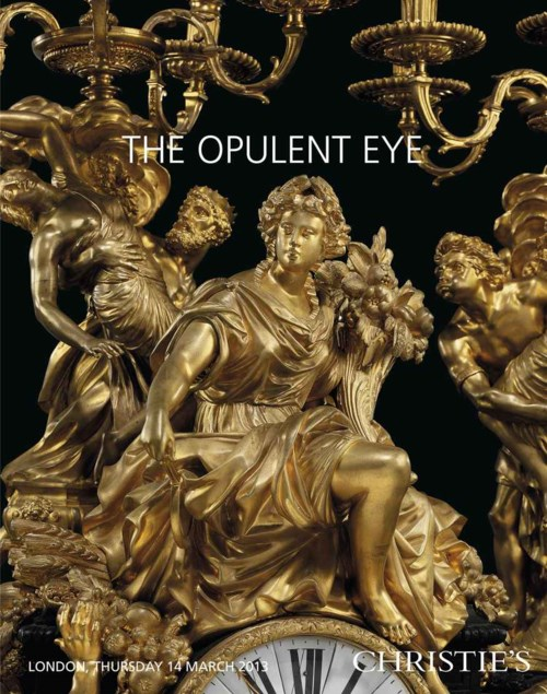 The Opulent Eye - 500 Years: Decorative Arts Europe