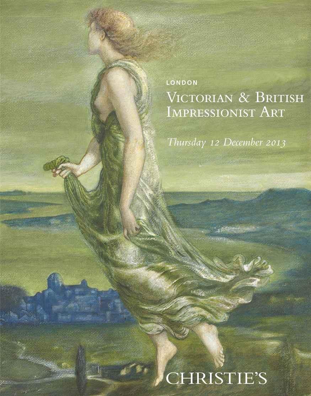 Victorian & British Impression auction at Christies