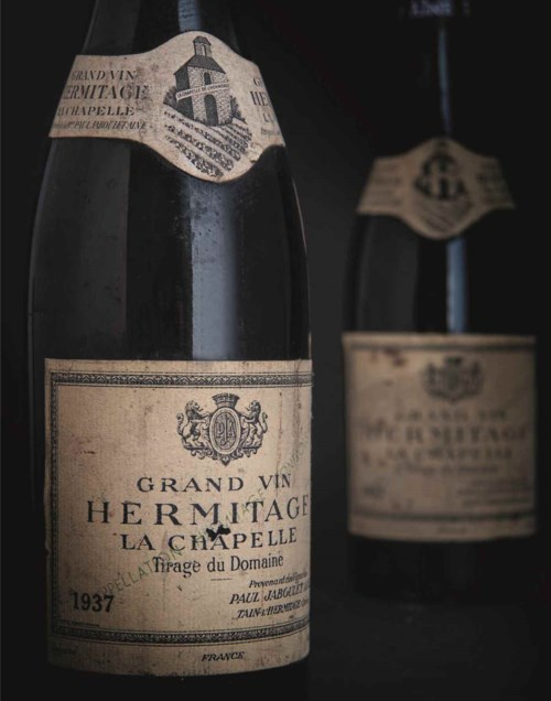Finest and Rarest Wines featuring a Superb collection of Burgundy, Rhone and Champagne