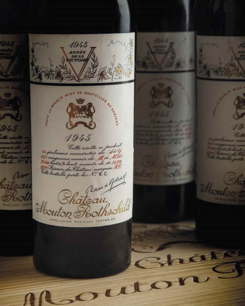 Finest and Rarest Wines Including a Superb Collection of Bordeaux