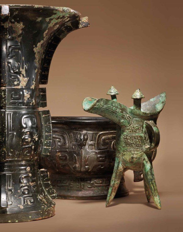 Status and Ritual: Chinese Arc auction at Christies