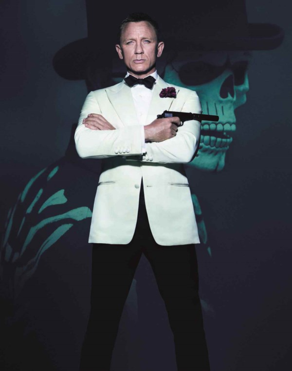 JAMES BOND SPECTRE: THE AUCTIO auction at Christies