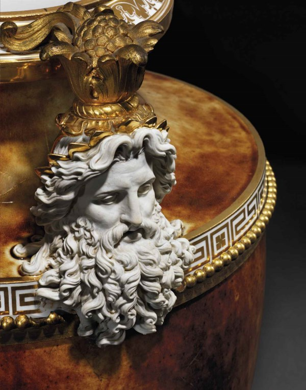 European Furniture & Works of  auction at Christies