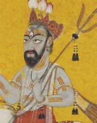 印度艺术 auction at Christies