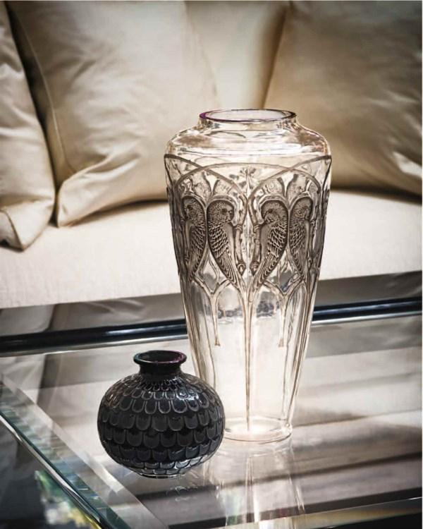 Lalique auction at Christies