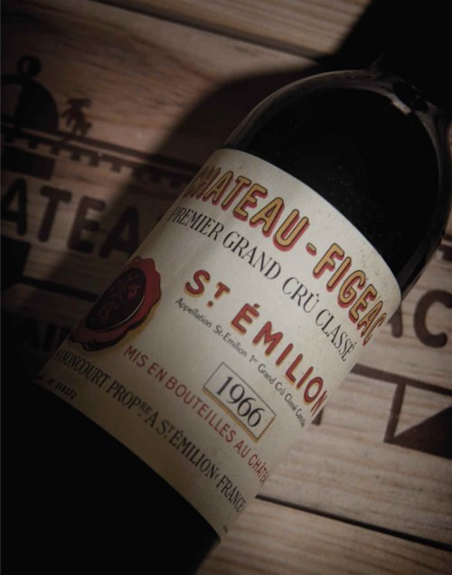 Fine and Rare Wine: Including a superb range of vintages from the cellars of Chateau Figeac