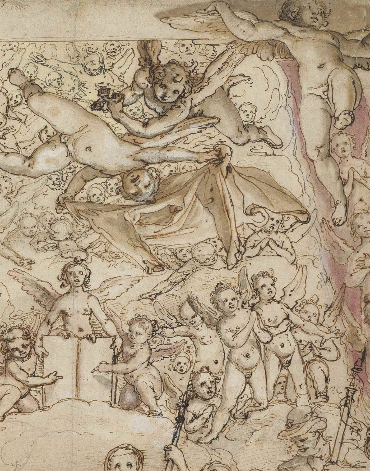 Old Master & British Drawings  auction at Christies
