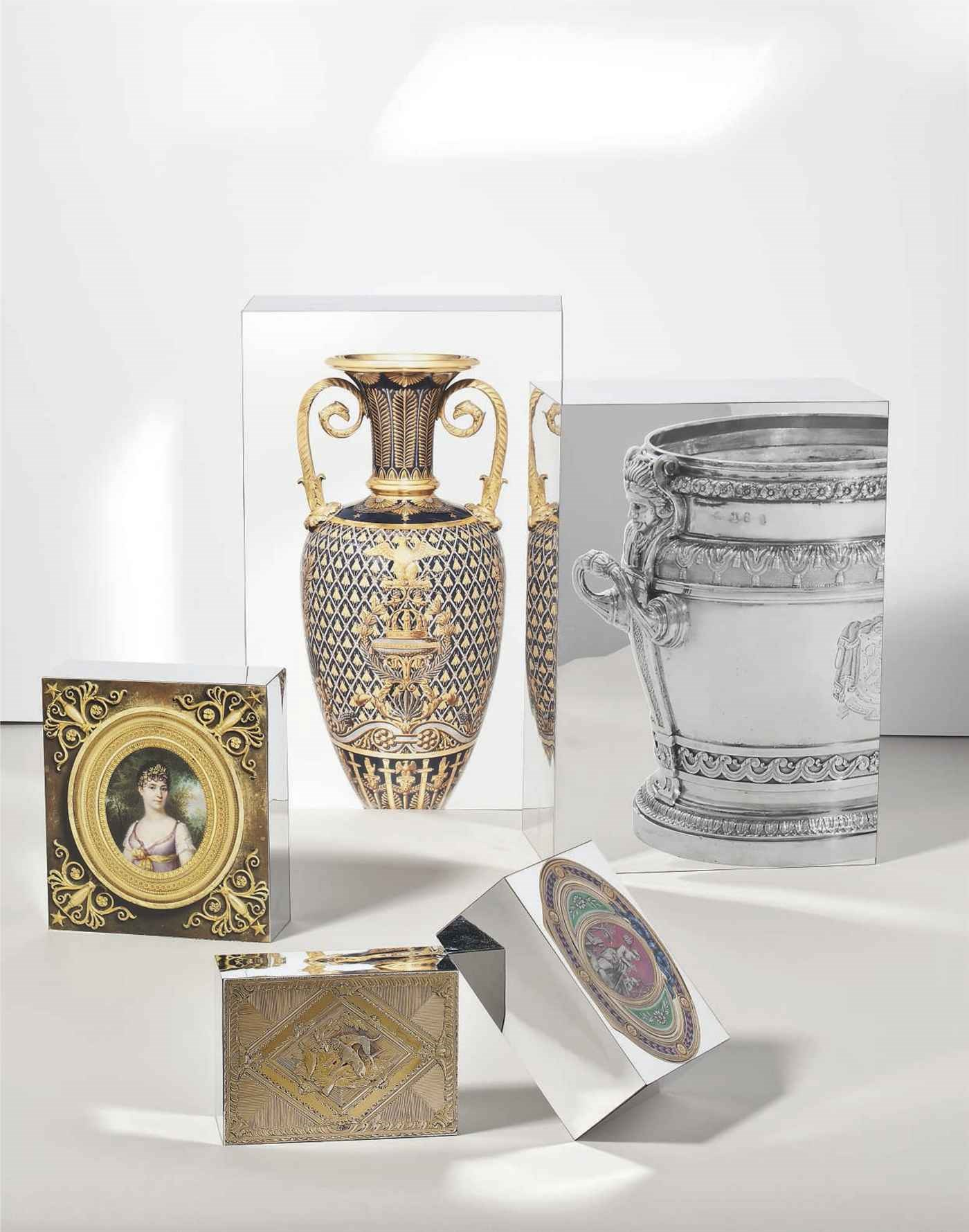 Centuries of Style, European C auction at Christies