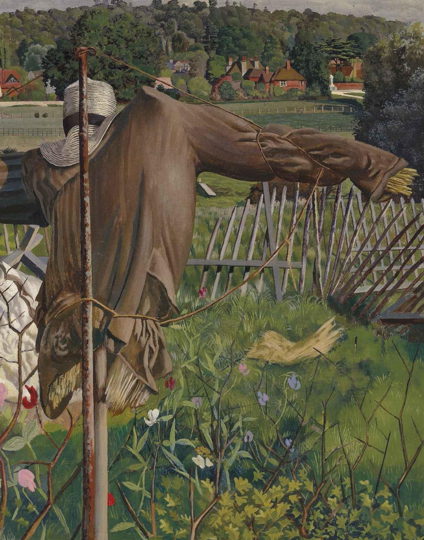 Modern British & Irish Art Eve auction at Christies