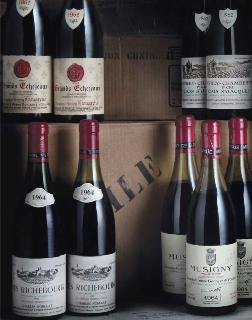 Fine & Rare Wines including a Superb Collection of Mature Burgundy from Iconic Domaines