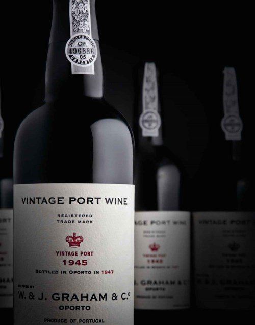 Fine and Rare Wines including Finest Port from the Symington Family Reserves