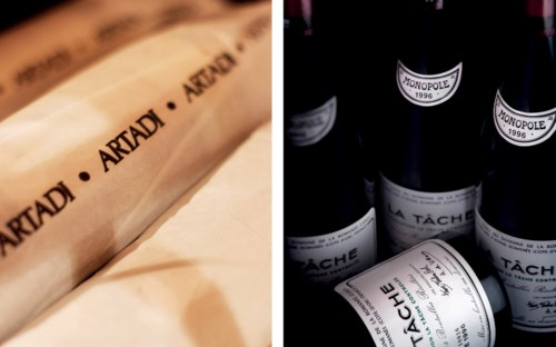 Finest & Rarest Wines and Spirits, Including Fine Rioja Direct from Bodegas Artadi and Two Superb Private Collections