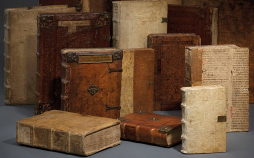 Valuable Books and Manuscripts