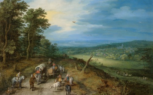 Important Old Master Paintings from The Eric Albada Jelgersma Collection: Evening sale