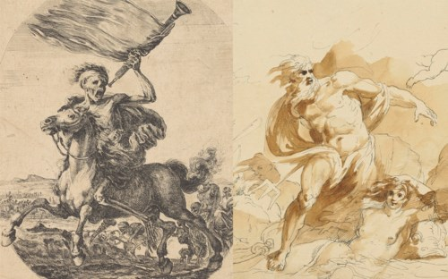Old Master Works on Paper: Prints and Drawings for under £5,000