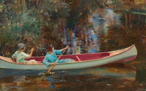 British Art: Victorian, Pre-Raphaelite & British Impressionist Art