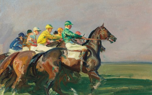 IN THE FIELD - An Important Private Collection of Sporting Art