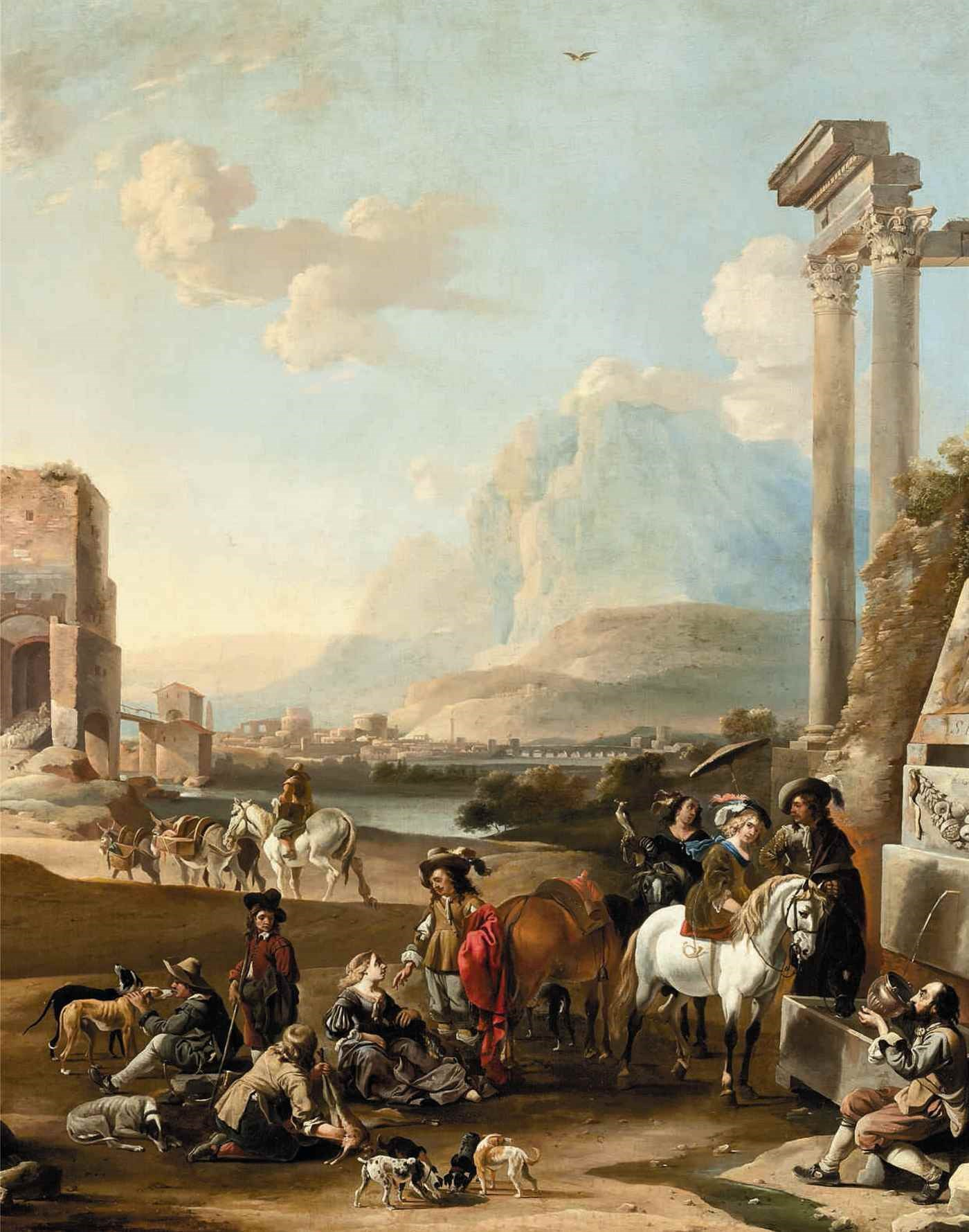 Old Master & British Paintings auction at Christies