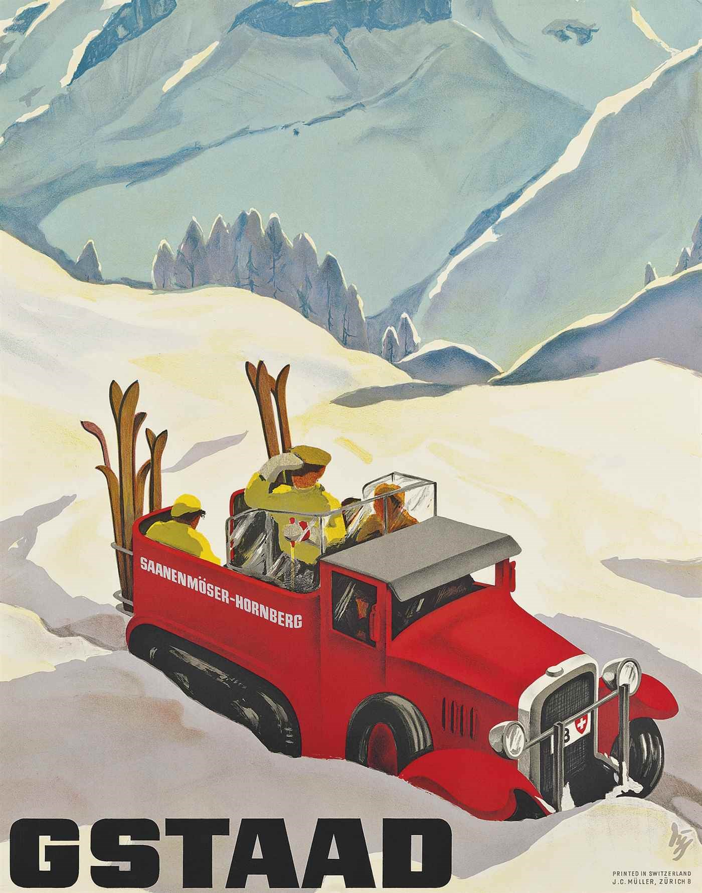 The Ski Sale auction at Christies