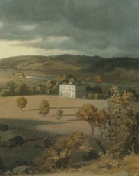 Glebe House, Mont Pellier and  auction at Christies