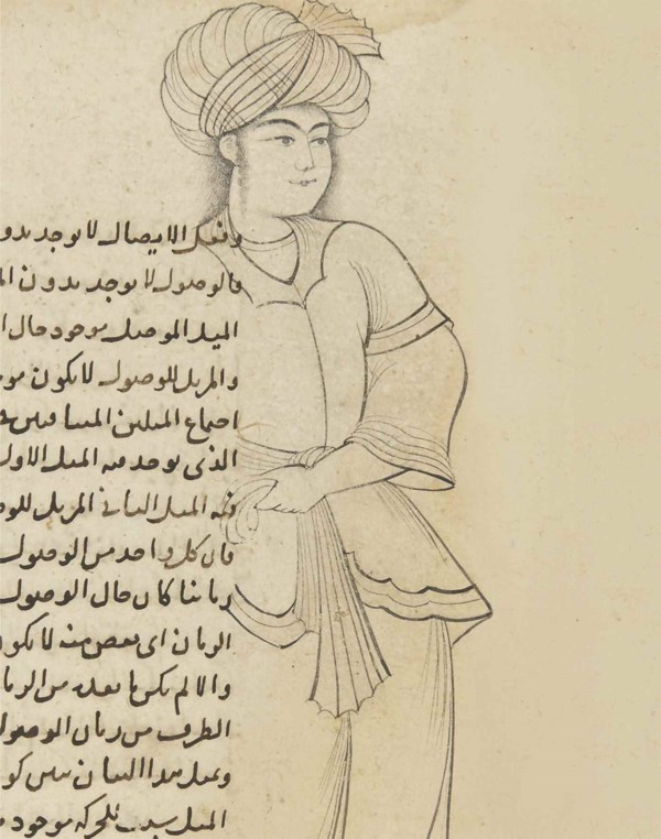 Islamic Manuscripts Featuring  auction at Christies