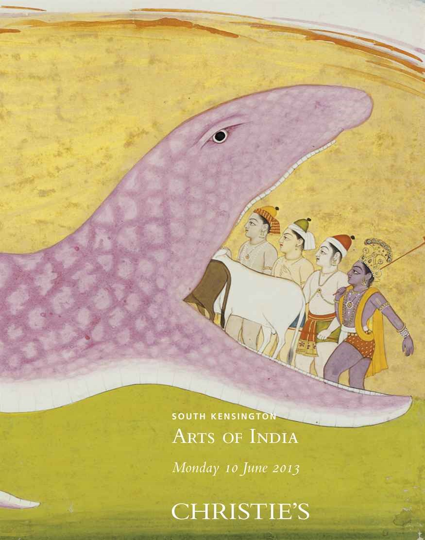 Arts of India auction at Christies