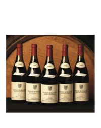 Finest and Rarest Wines auction at Christies