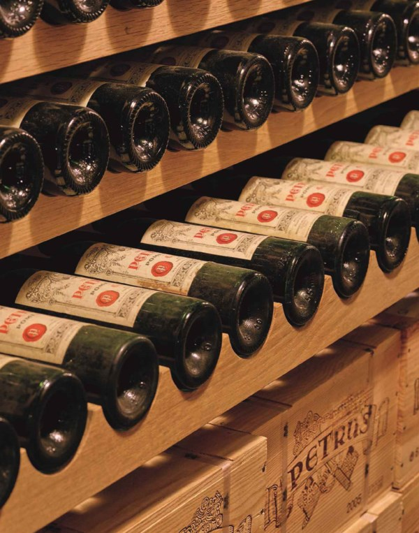 Finest and Rarest Wines Chartr auction at Christies