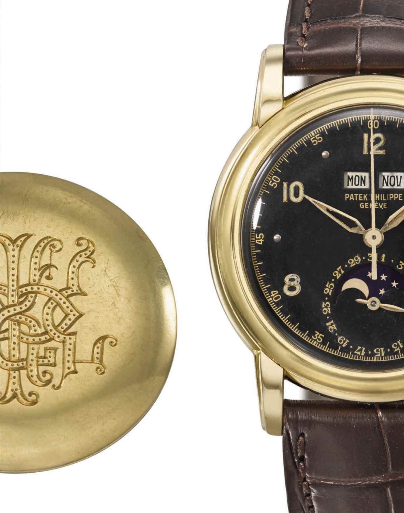Rare Watches and a Rolex After auction at Christies