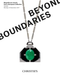 Beyond Boundaries: Magnificent auction at Christies