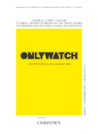 Only Watch 2017 auction at Christies
