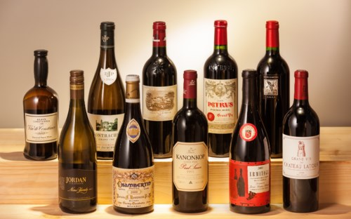 Fine & Rare Wines Featuring an Esteemed Collection from Mr. Neil Liu and an Immaculate Single Owner Collection