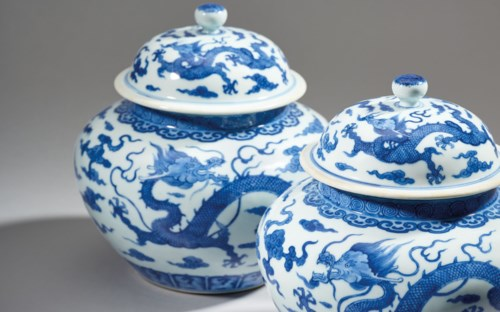 The Pavilion Sale - Chinese Ceramics and Works of Art Including the Quek Kiok Lee Collection