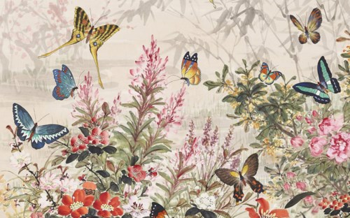 Exquisite Eye: Chinese Paintings Online
