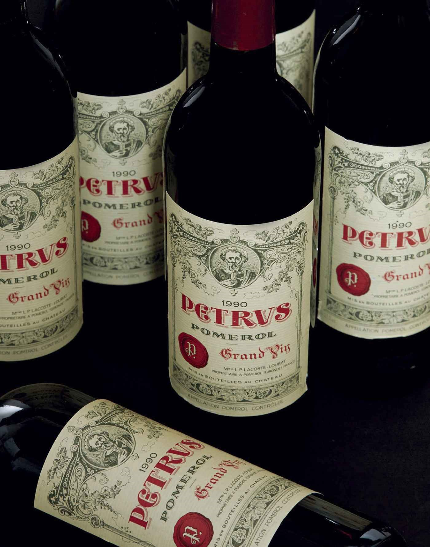 Fine and Rare Wines including  auction at Christies