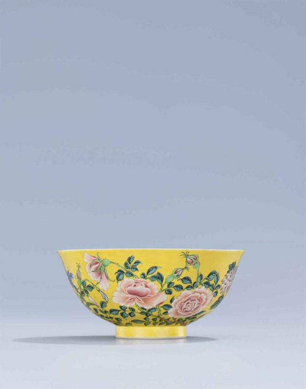 Imperial Chinese Treasures fro auction at Christies