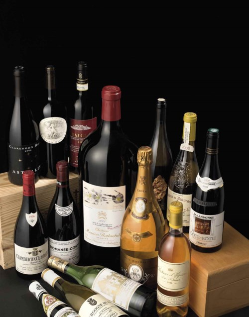 Fine & Rare Wines Featuring Esteemed Connoisseur Mr Yap Chee Meng's Private Collection