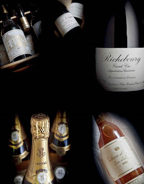A Single-Owner Collection of Finest & Rarest Wines Direct from Octavian Vaults